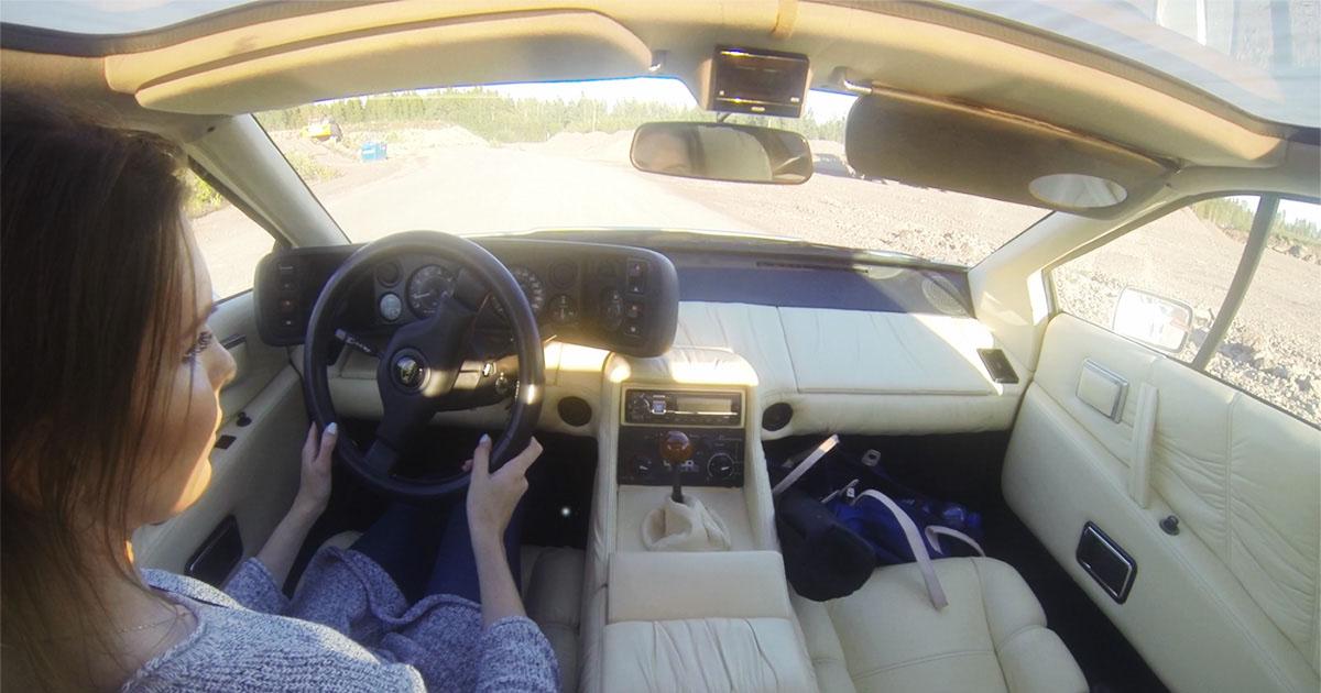 Lotus Turbo Esprit 1986