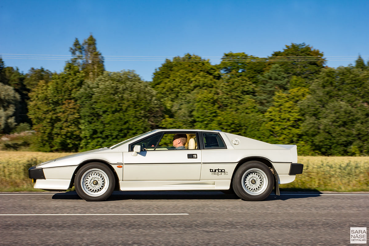 Lotus Turbo Esprit S3