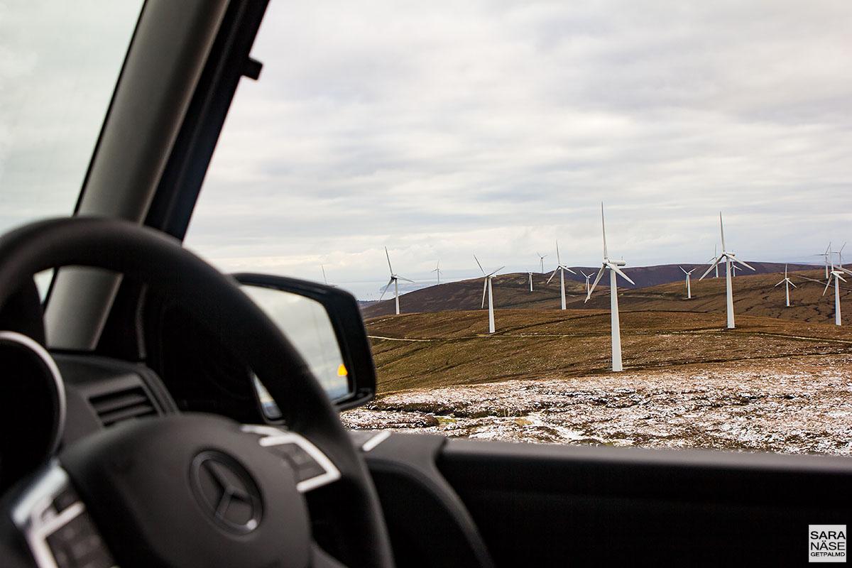 Mercedes-Benz Scottish Highlands