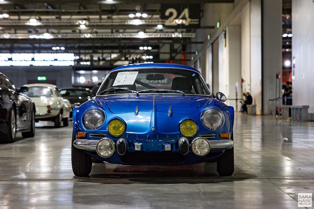 Duemila Ruote - Milano AutoClassica 2016