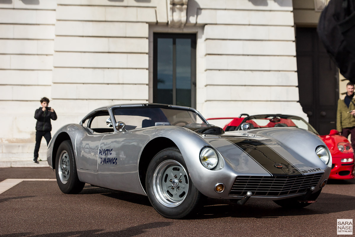 Cars & Coffee Monaco #10