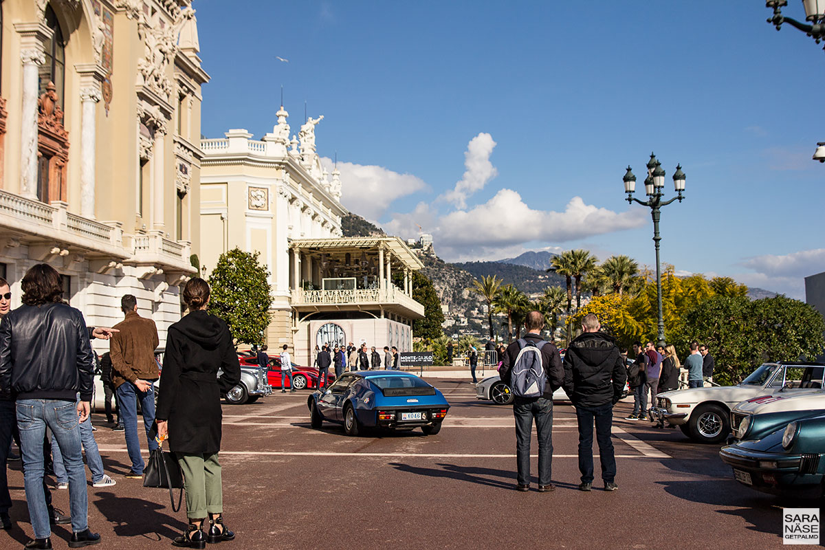 Alpina - Cars & Coffee Monaco