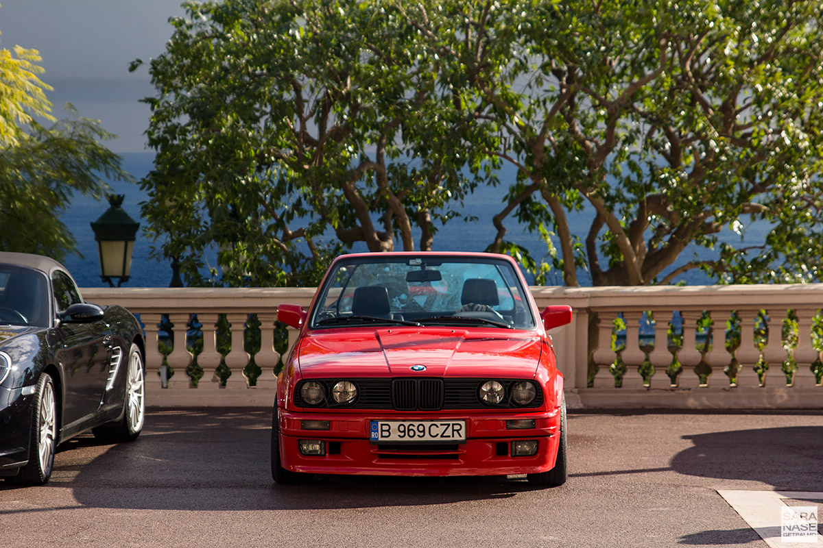 BMW - Cars & Coffee Monaco