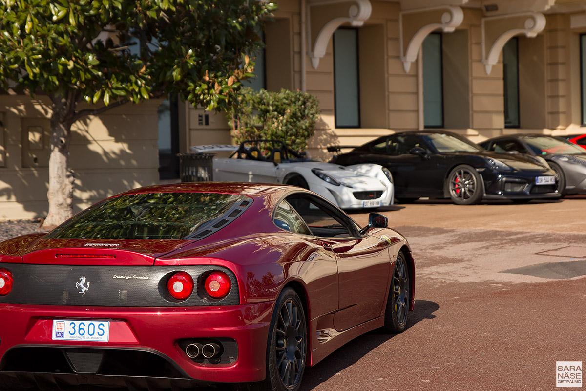 Ferrari 360 Challenge Stradale - Cars & Coffee Monaco