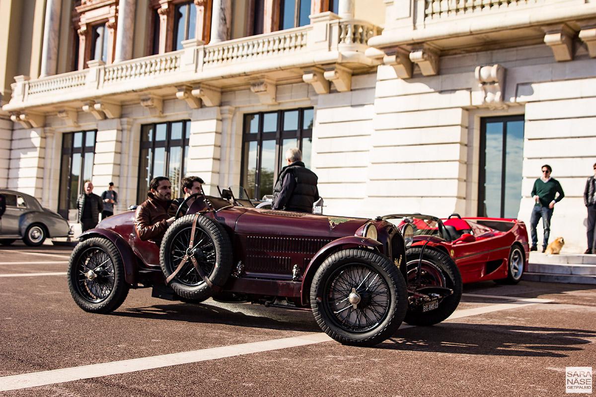 Alfa Romeo 8C - Cars & Coffee Monaco
