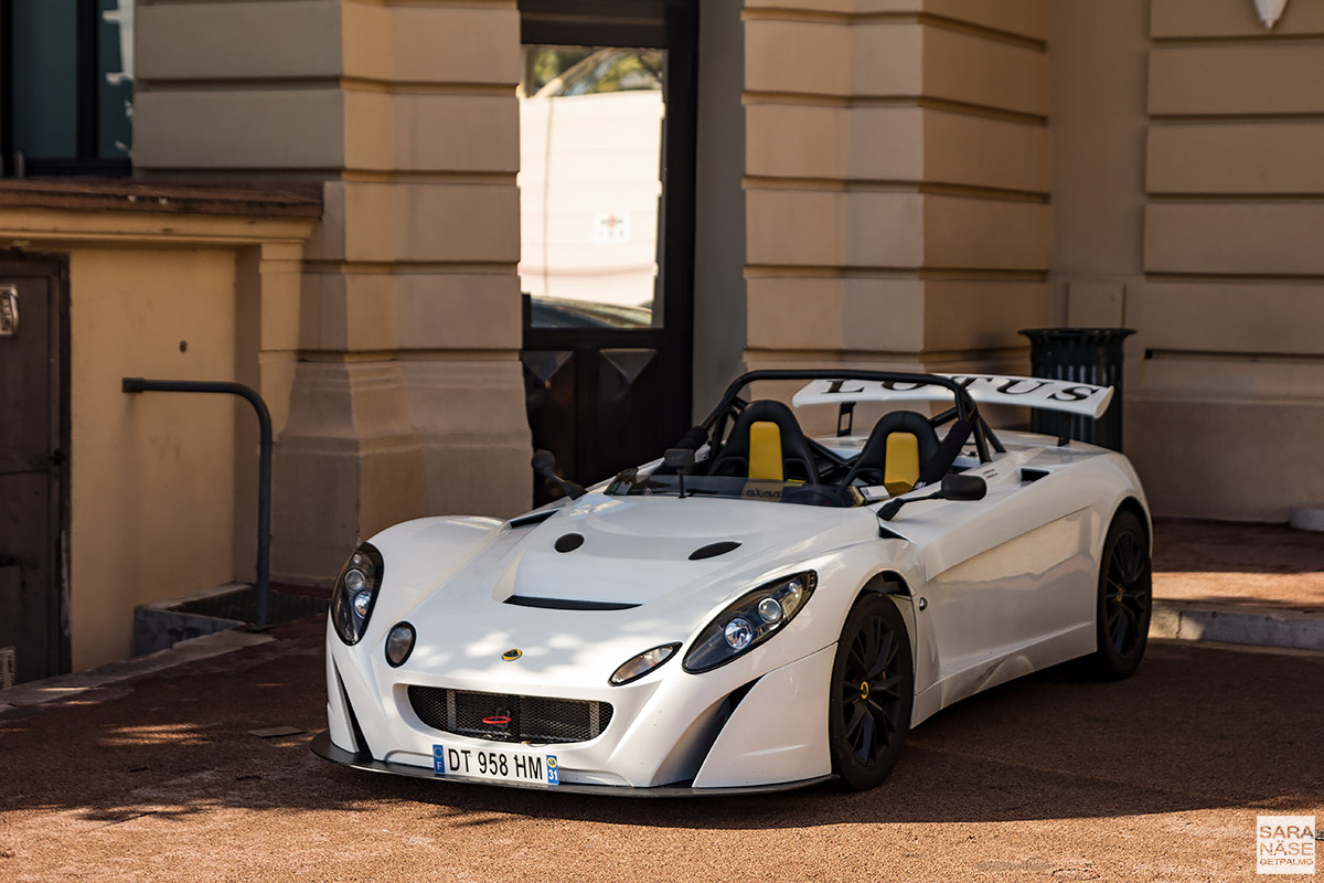 Lotus 2-Eleven - Cars & Coffee Monaco
