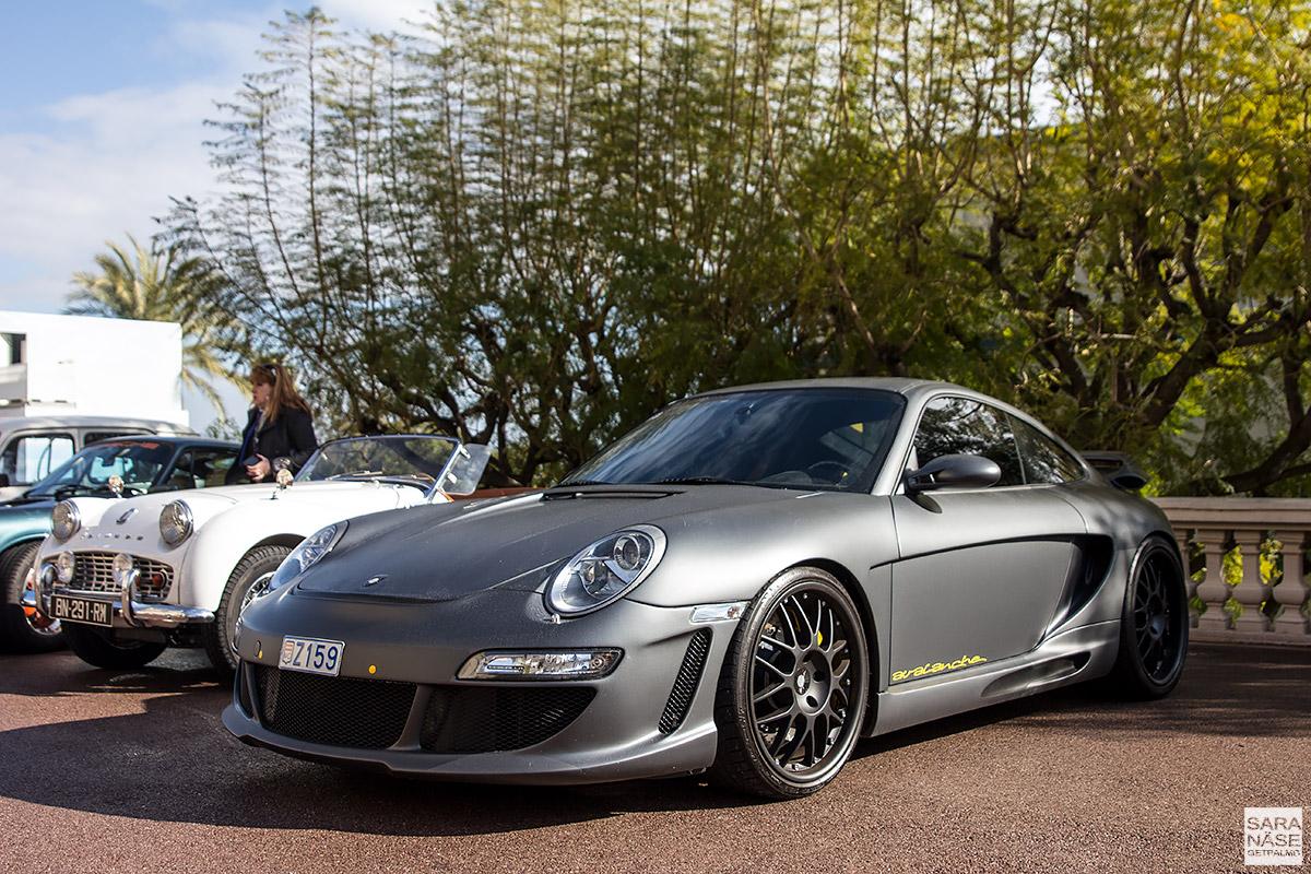 Gemballa Porsche Avalanche - Cars & Coffee Monaco