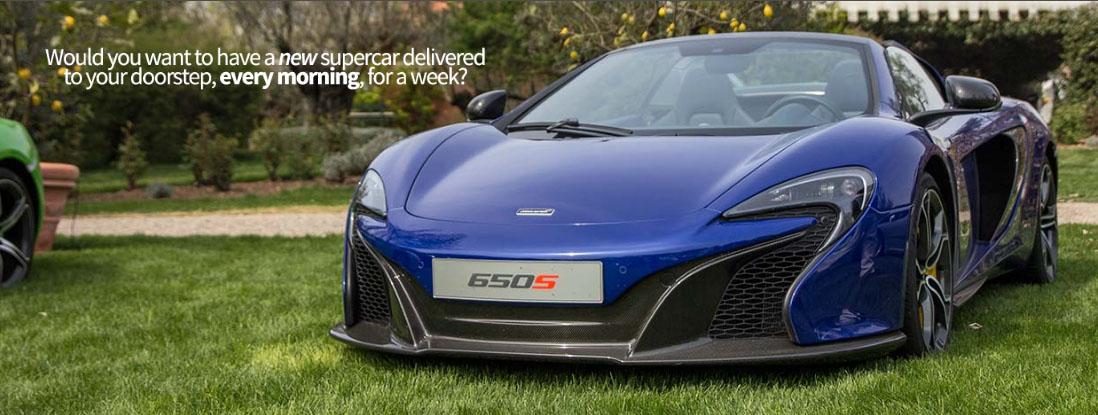 Supercar Week - Luxury supercar holiday - Colcorsa