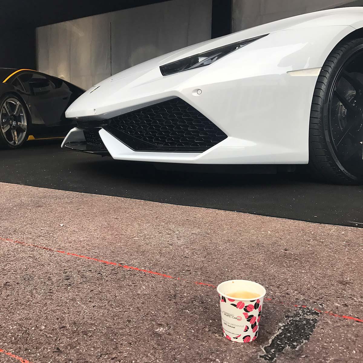 Monaco International Motor Show 2017 - Lamborghini Huracan Spyder