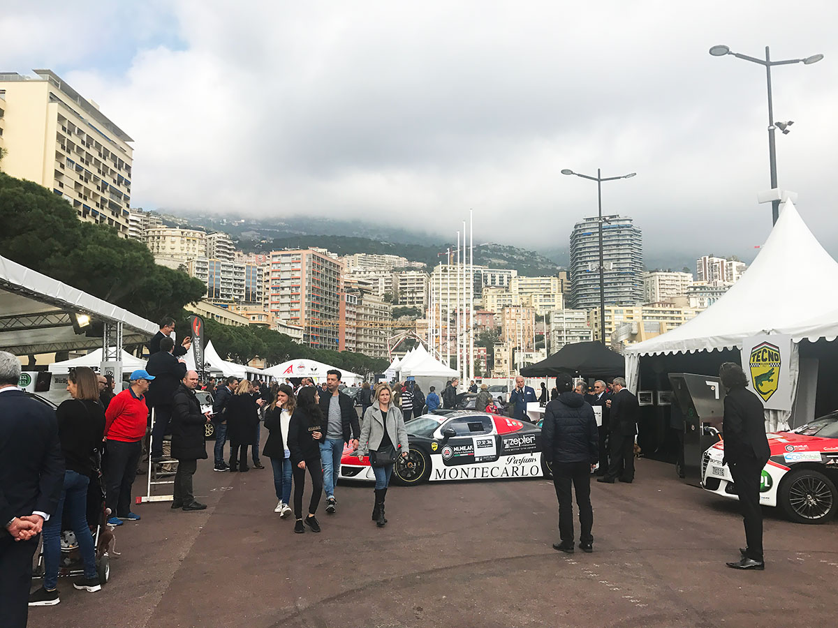 Monaco International Motor Show 2017 - Salon International de l'Automobile de Monaco