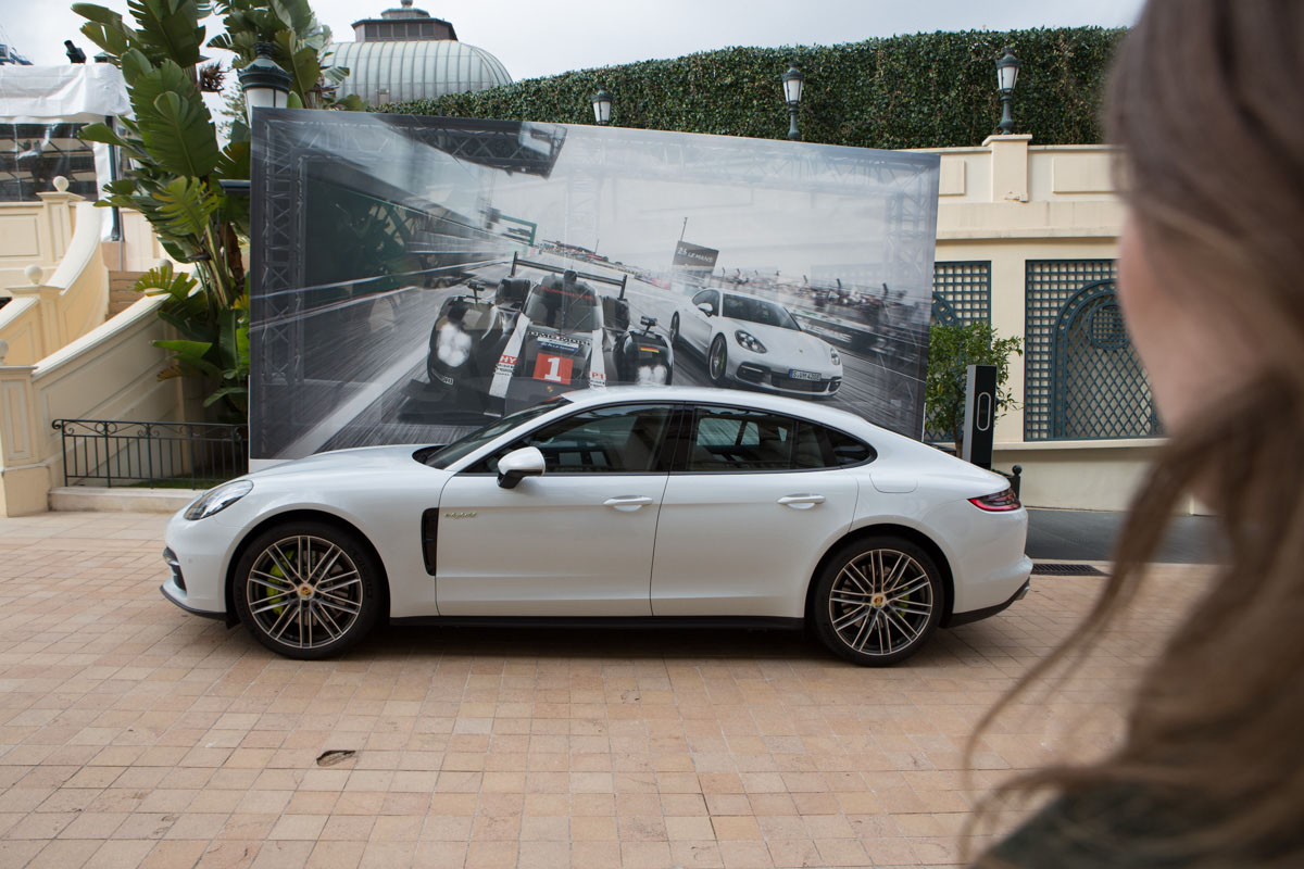 Monaco International Motor Show - Porsche Panamera
