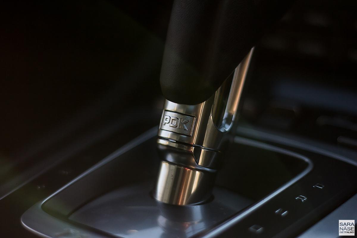 Porsche 718 Cayman - PDK gearbox