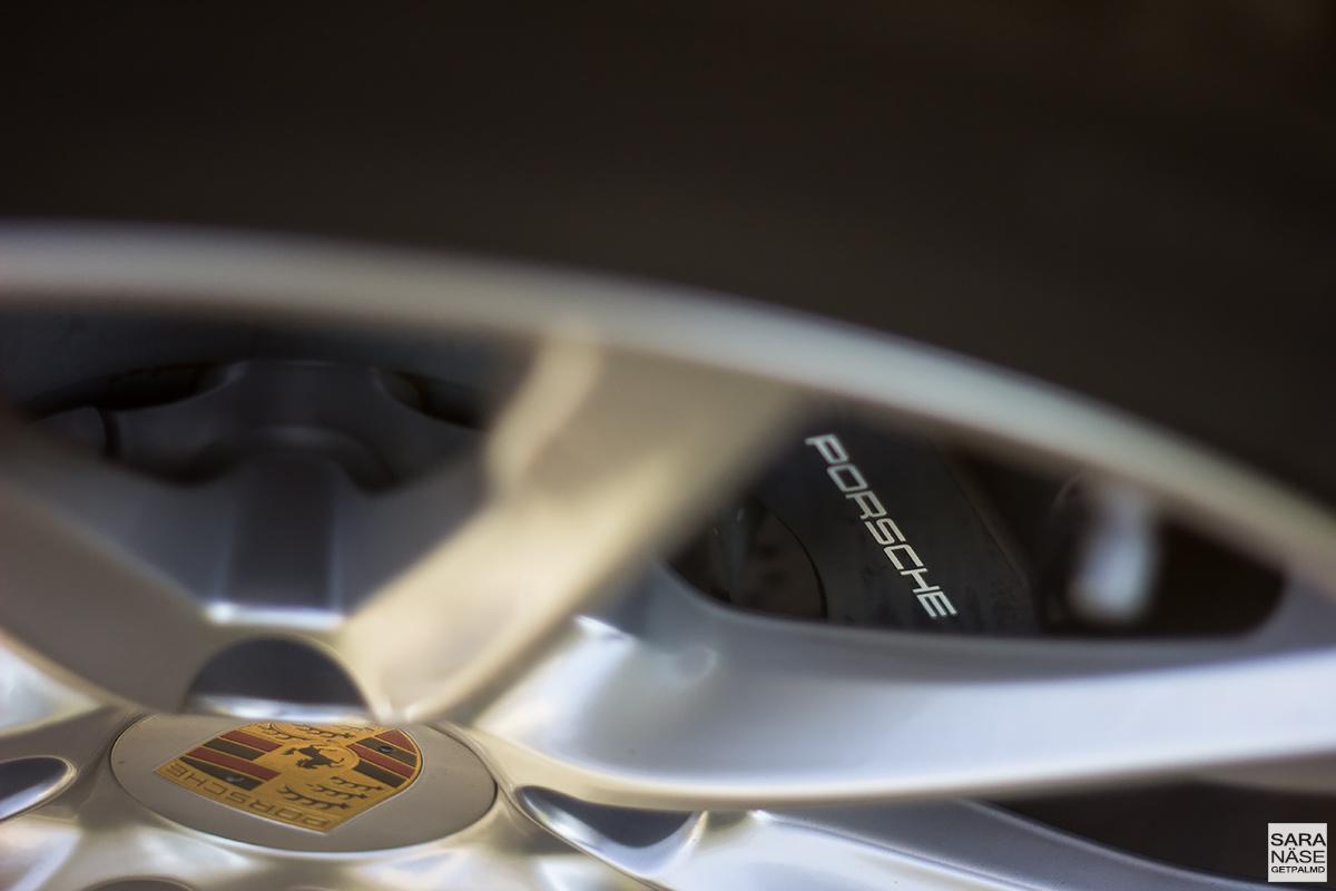 Porsche 718 Cayman - rims