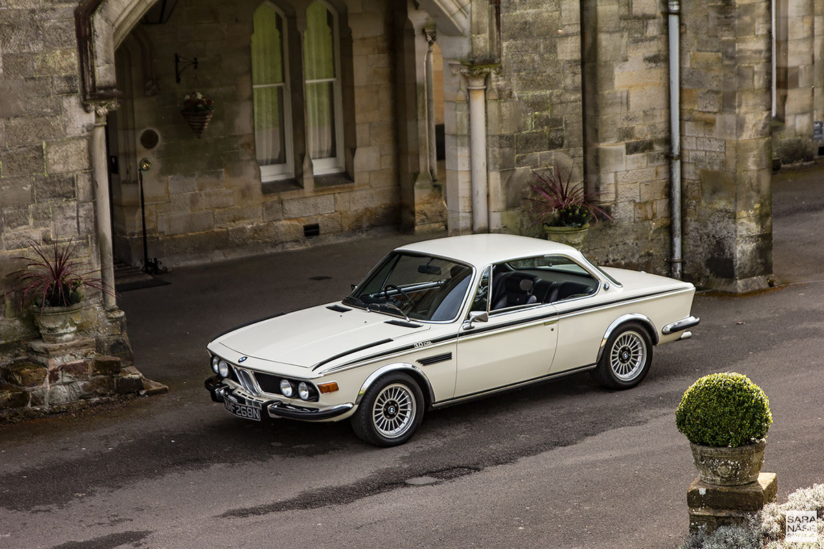 Is A BMW A Foreign Car >> BMW E9 3.0 CSL 1972 - beauty and the beast from Munich Legends