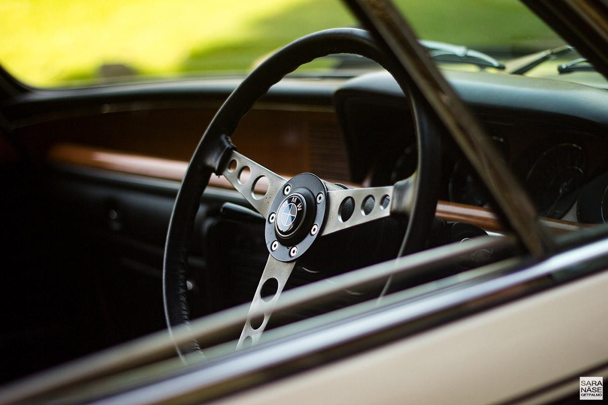 BMW E9 3.0 CSL 1972
