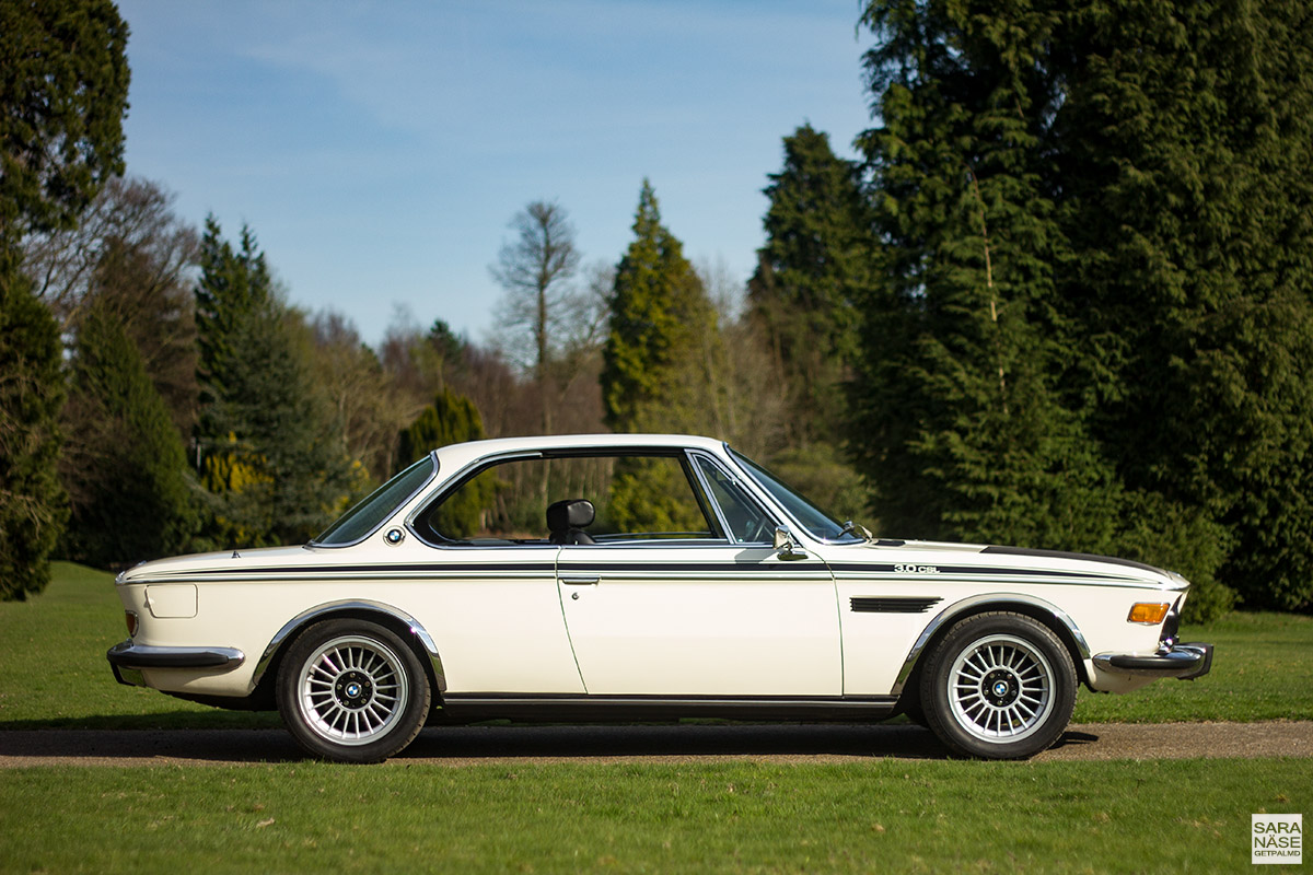 Bmw Foreign Car >> BMW E9 3.0 CSL 1972 - beauty and the beast from Munich Legends