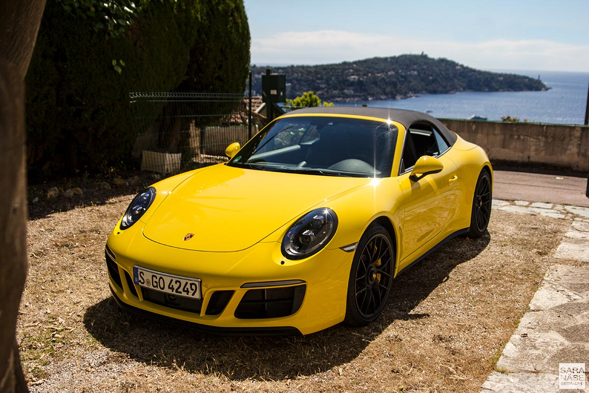 porsche home delivery carrera 4 gts cabriolet. Black Bedroom Furniture Sets. Home Design Ideas