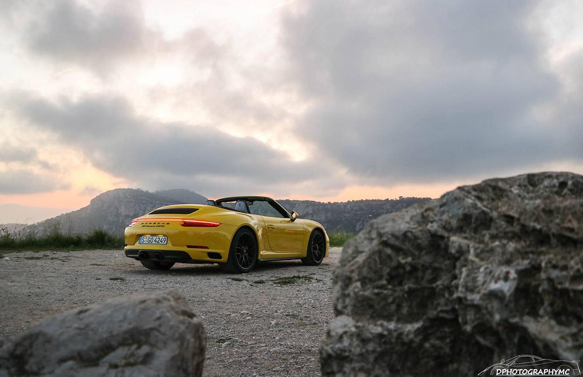 Porsche 911 991 Carrera 4 GTS Cabriolet