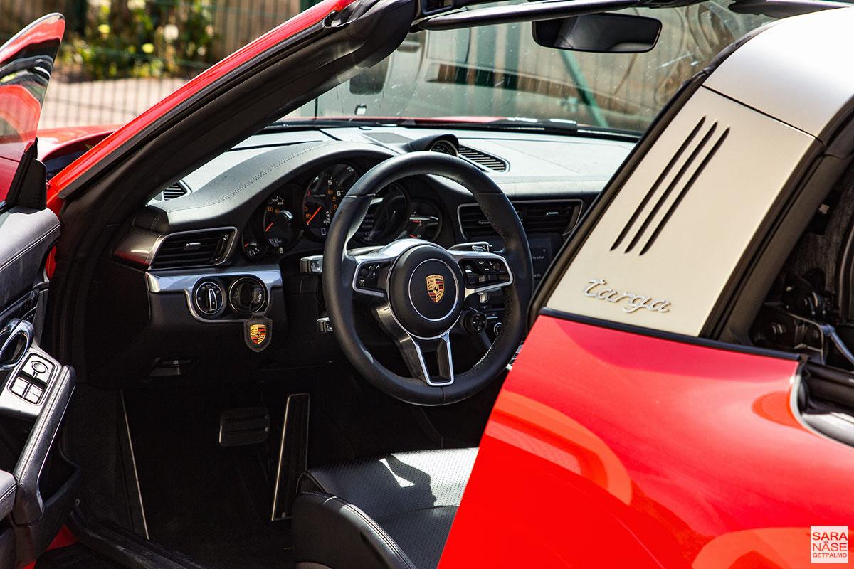 Mille Miglia 2017 - Porsche 911 Targa 4