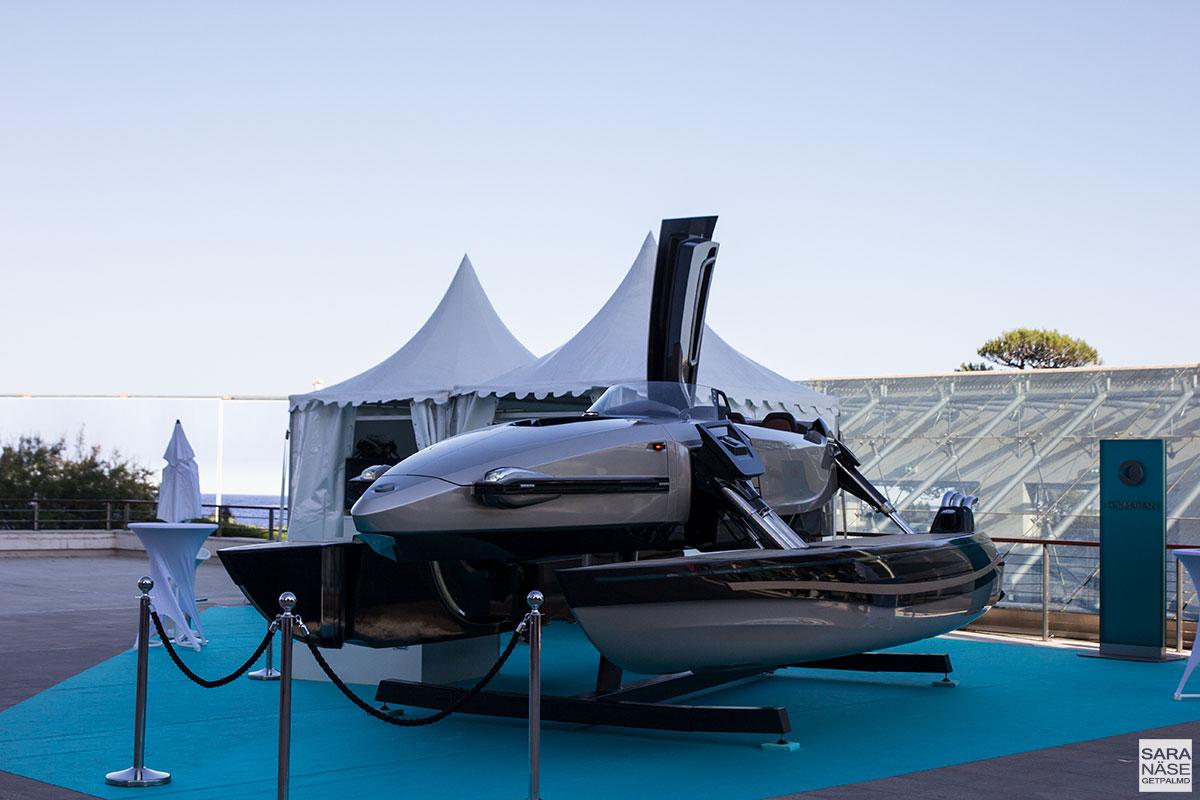 Top Marques Monaco 2017 - Kormaran boat