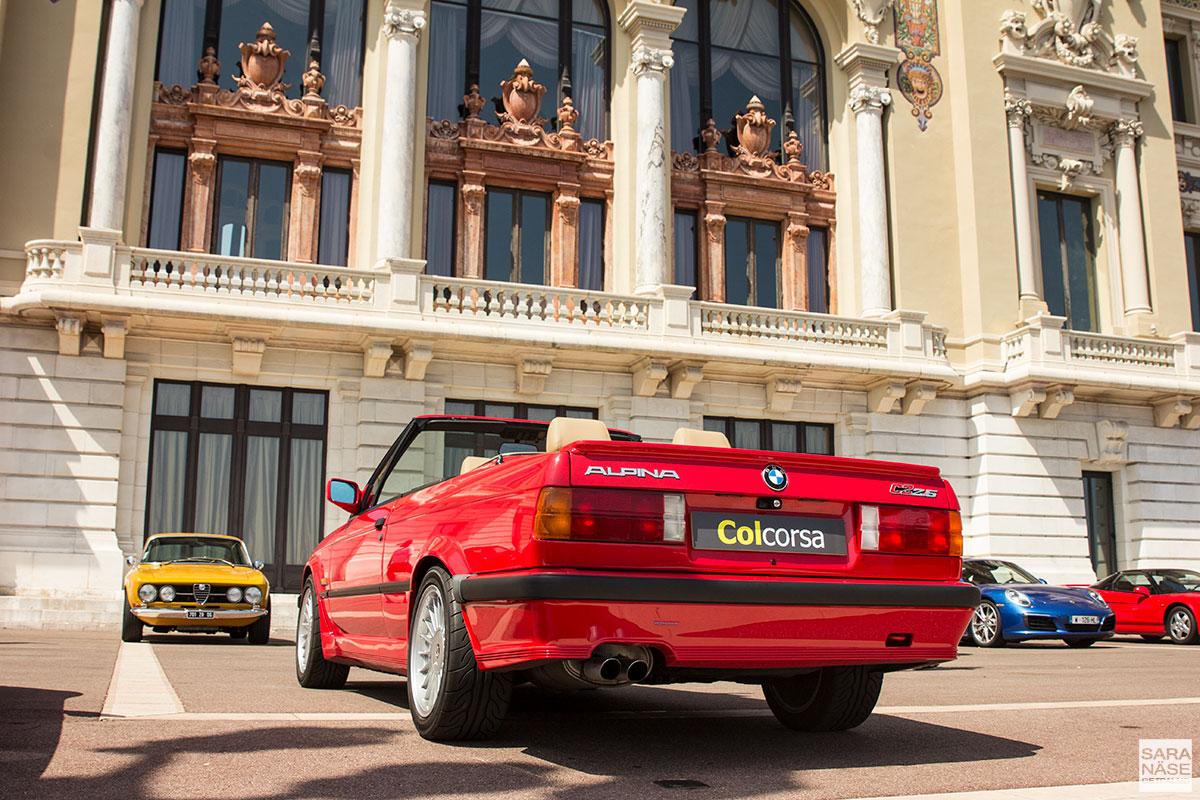 Cars & Coffee Monaco car event