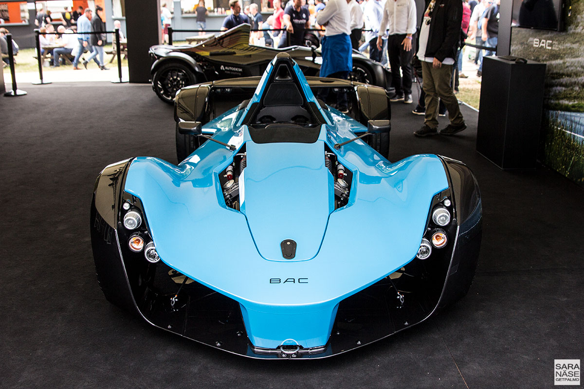 BAC Mono - Goodwood Festival of Speed 2017