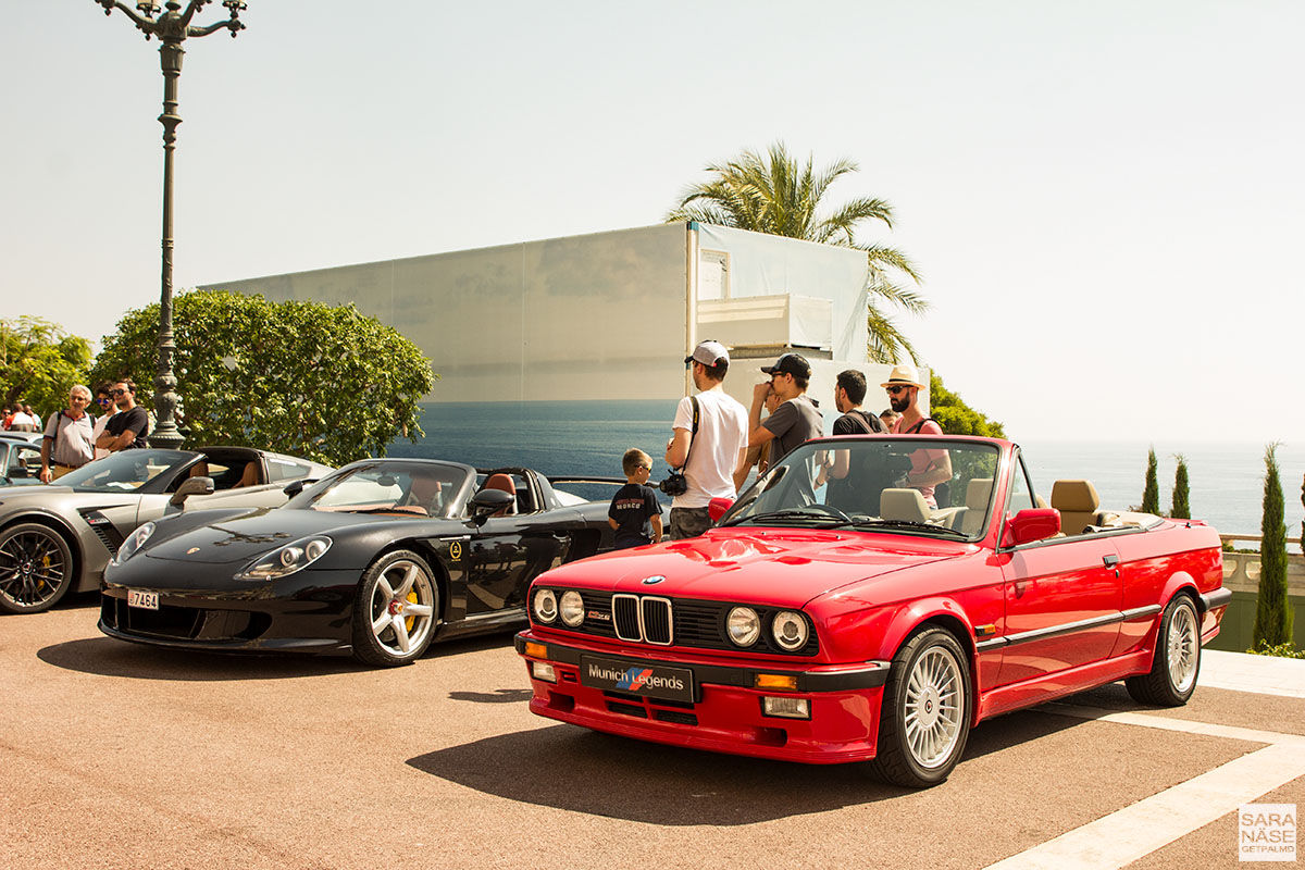 Cars & Coffee Monaco car event