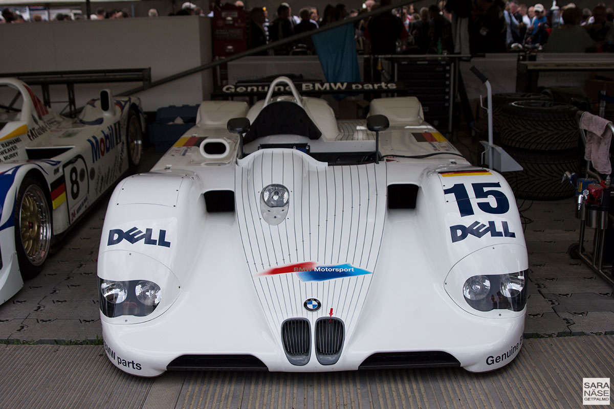 BMW - Goodwood Festival of Speed 2017