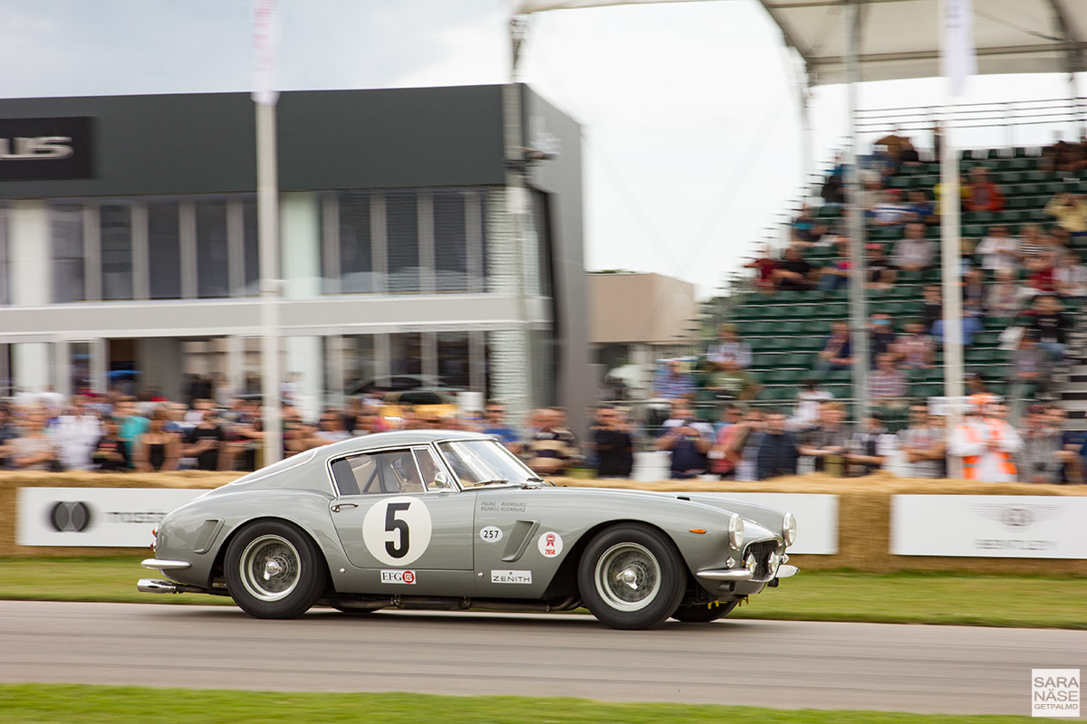 Ferrari 250 GT - Goodwood Festival of Speed 2017