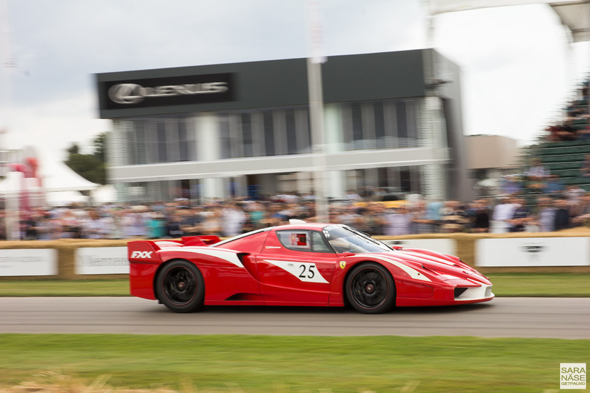 Ferraro FXX - Goodwood Festival of Speed 2017
