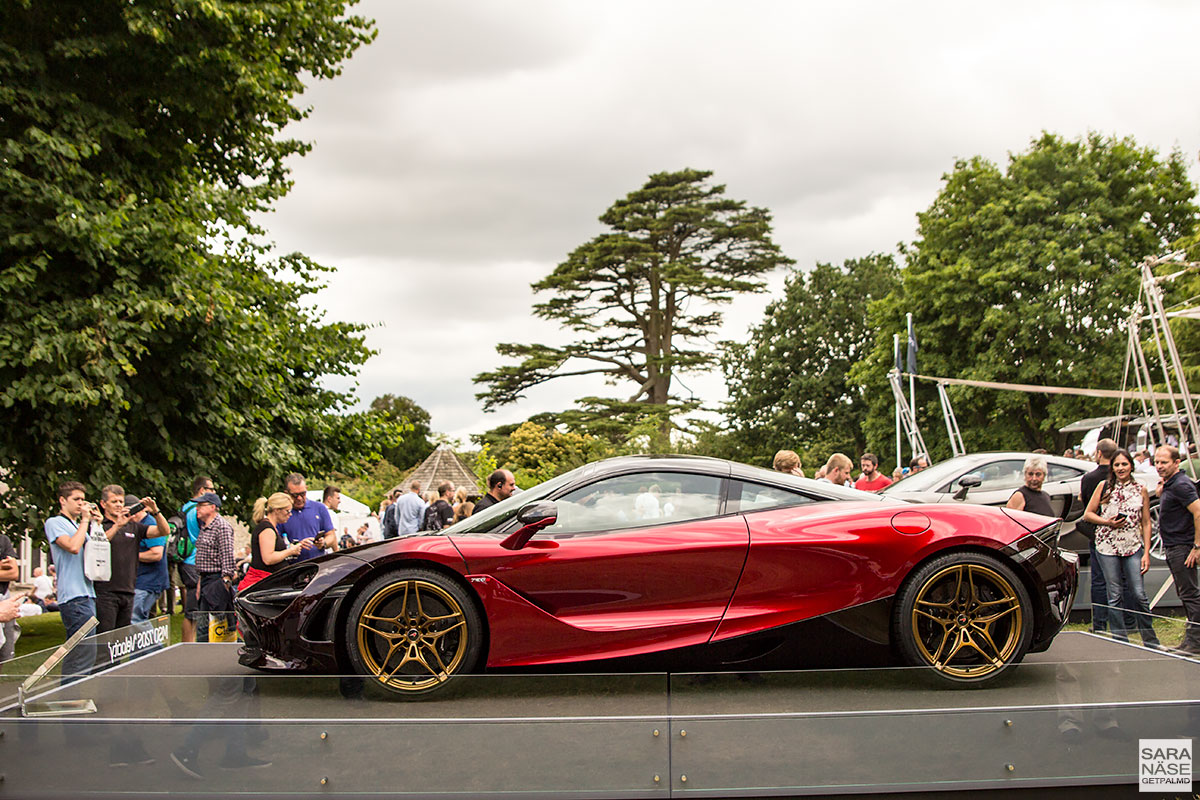 McLaren 720S - Goodwood Festival of Speed 2017