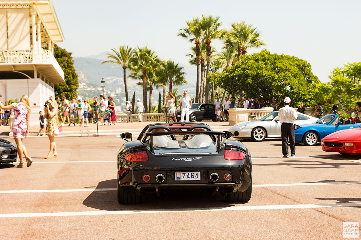 Cars & Coffee Monaco
