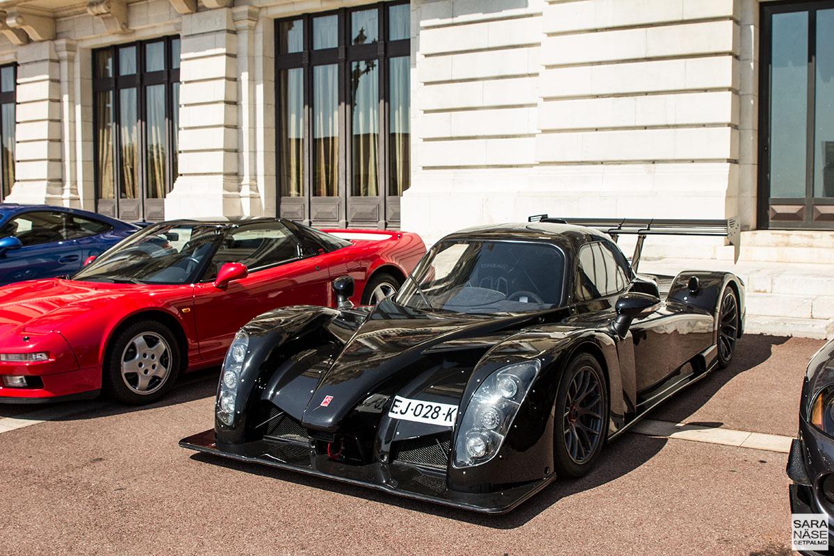 Cars & Coffee Monaco