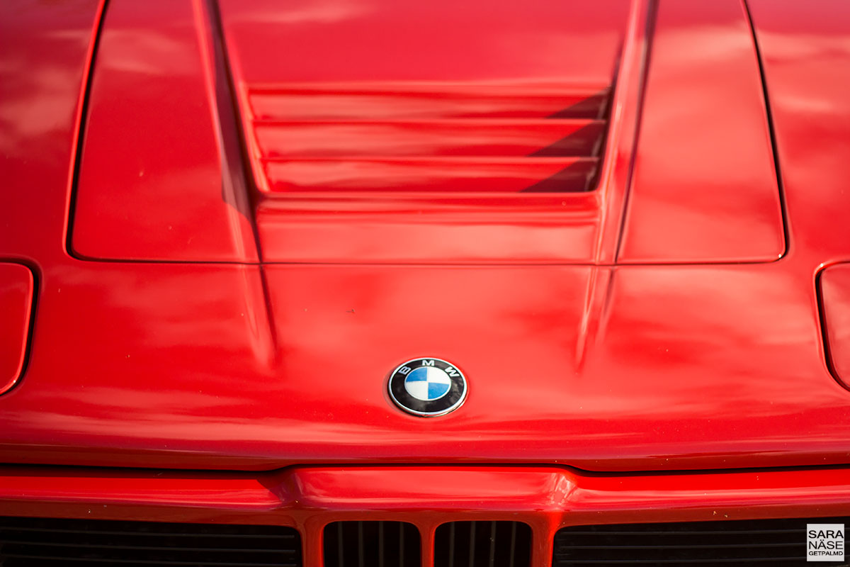 BMW M1 1979 - Munich Legends