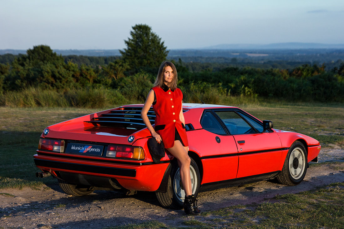 Bmw M1 E26 1979 A Day With A Supercar Legend Munich