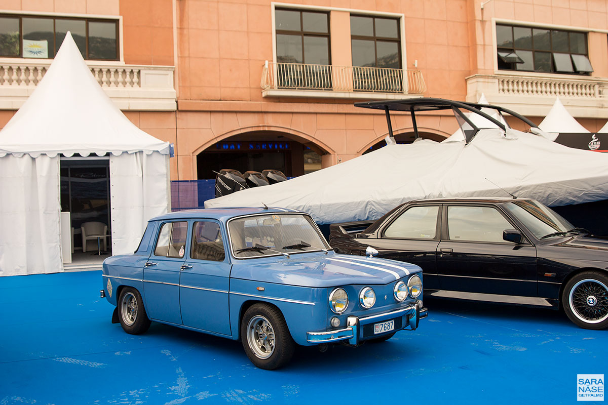 Monaco Yacht Show 2017 - Cars & Coffee Monaco