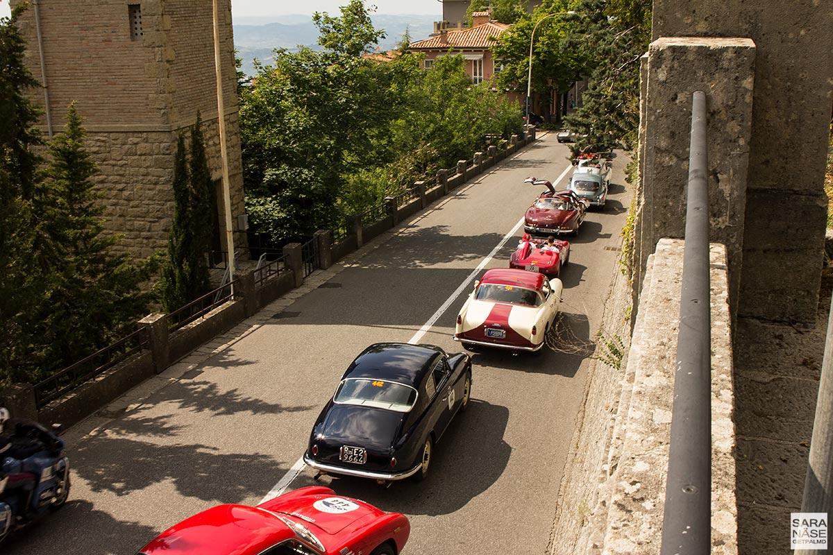Mille Miglia 2017 - San Marino