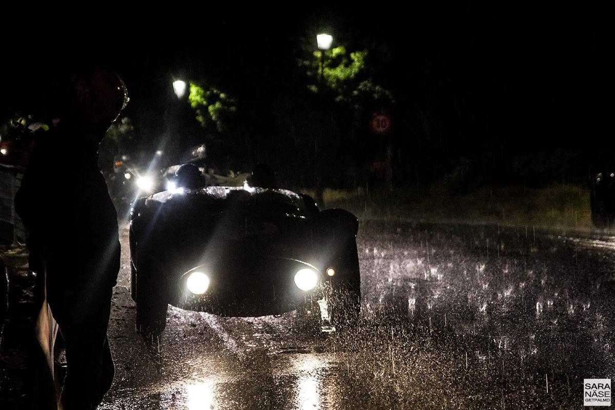 Mille Miglia 2017 - Rome