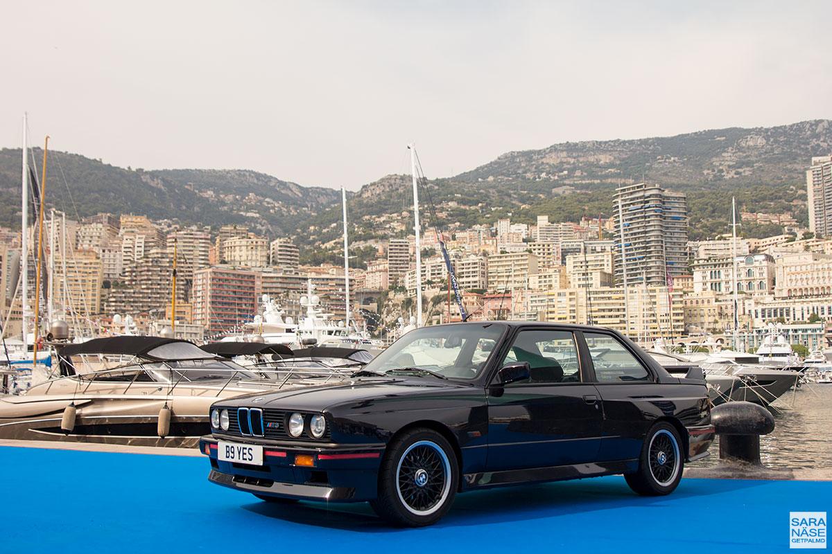 Colcorsa BMW E30 M3 - Monaco Yacht Show
