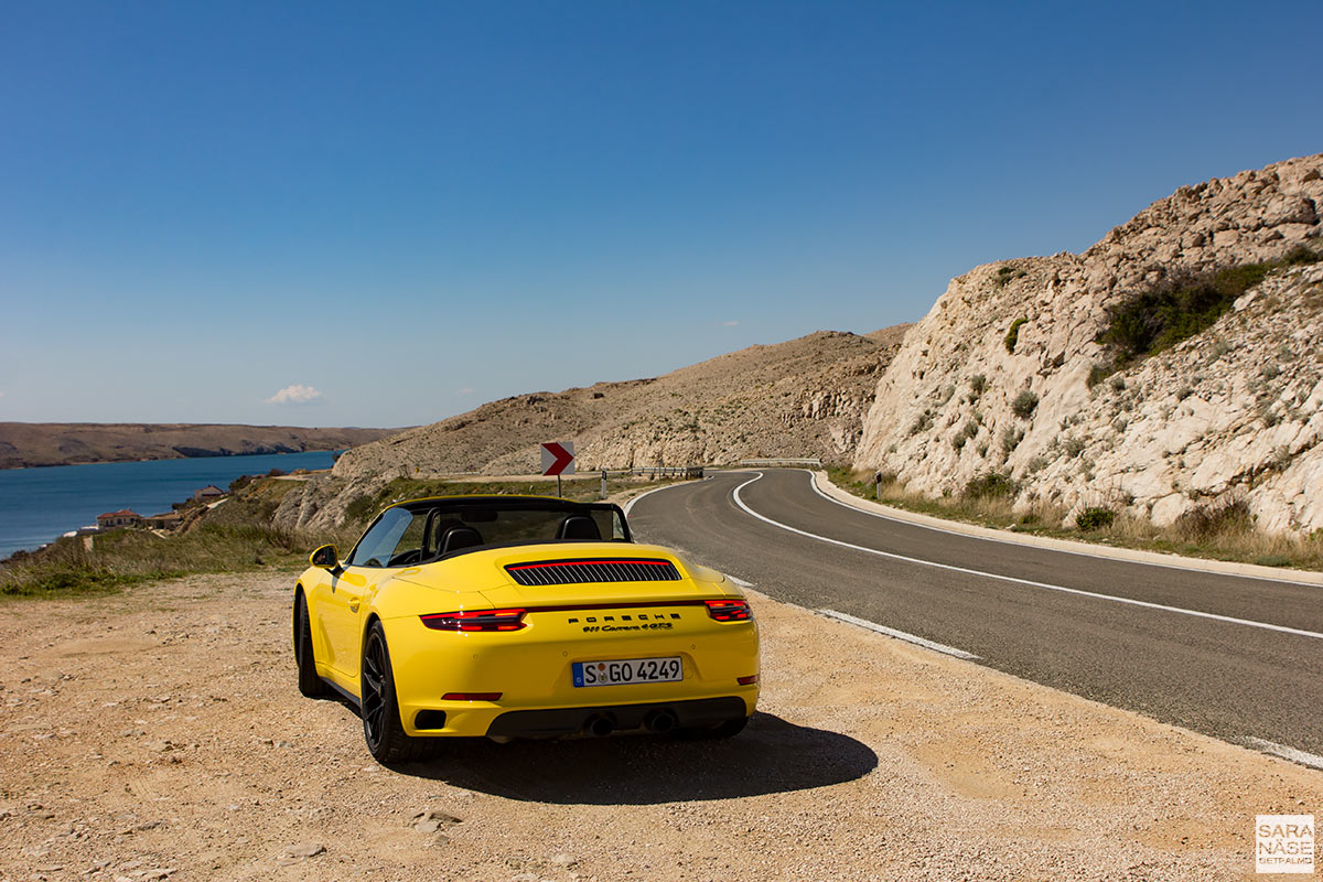 Pag - Croatia's best drives