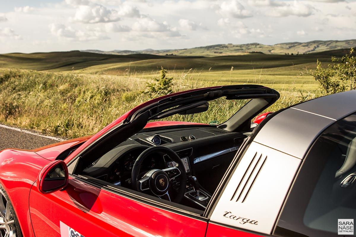 Mille Miglia 2017 - Porsche 911 Targa