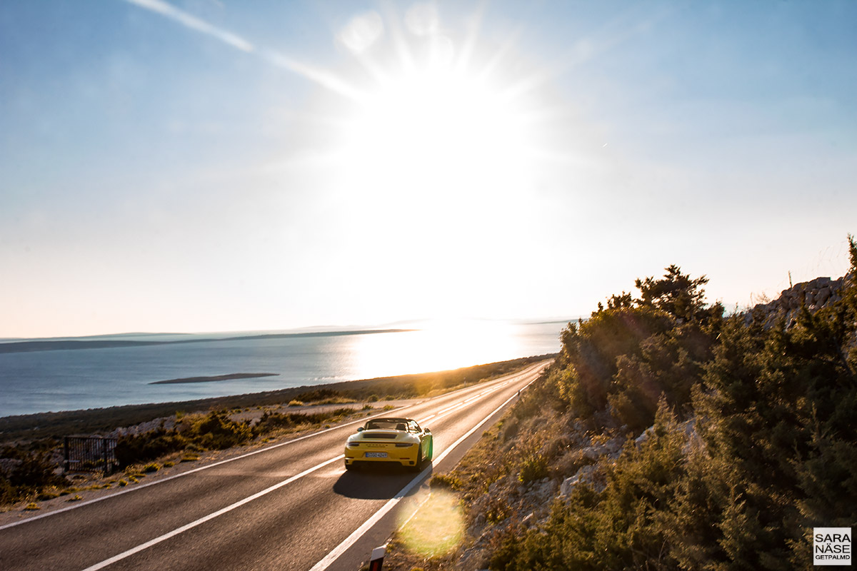 The Ultimate Drives - Pag in a Porsche - Croatia