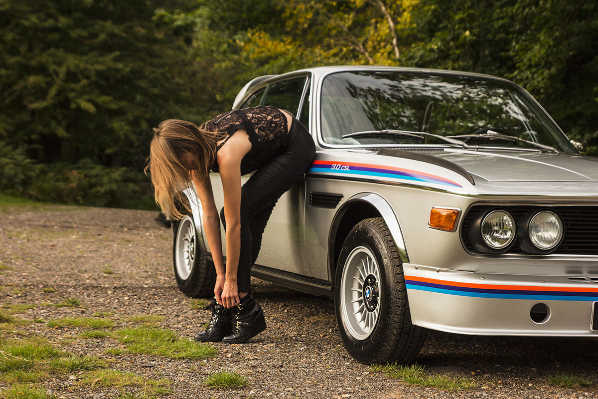 BMW 3.0 Csl >> BMW 328 & 3.0 CSL Batmobile - the million pound classic car drive