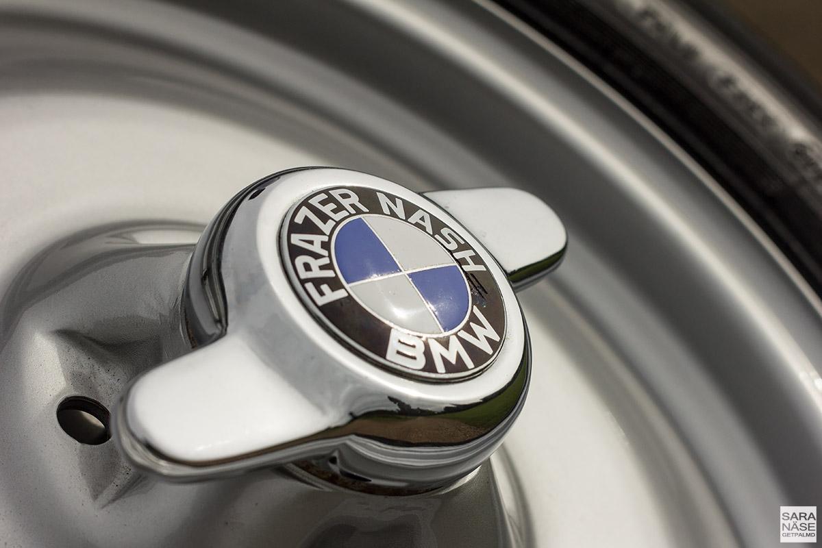 BMW 328 Frazer Nash - BMW UK - Munich Legends