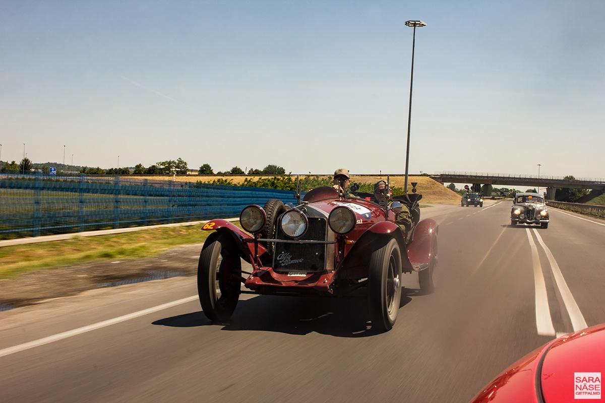 Mille Miglia 2017 - Alfa Romeo