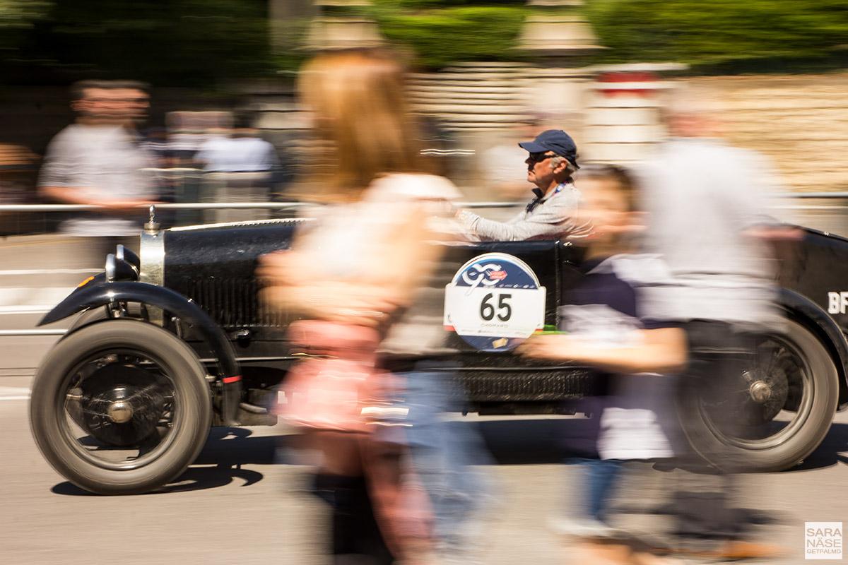 Mille Miglia 2017 - Bugatti Type 40 Gran Sport