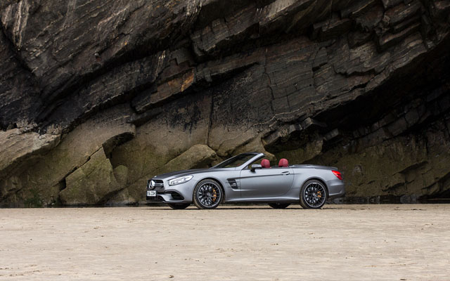 Wales, powered by AMG