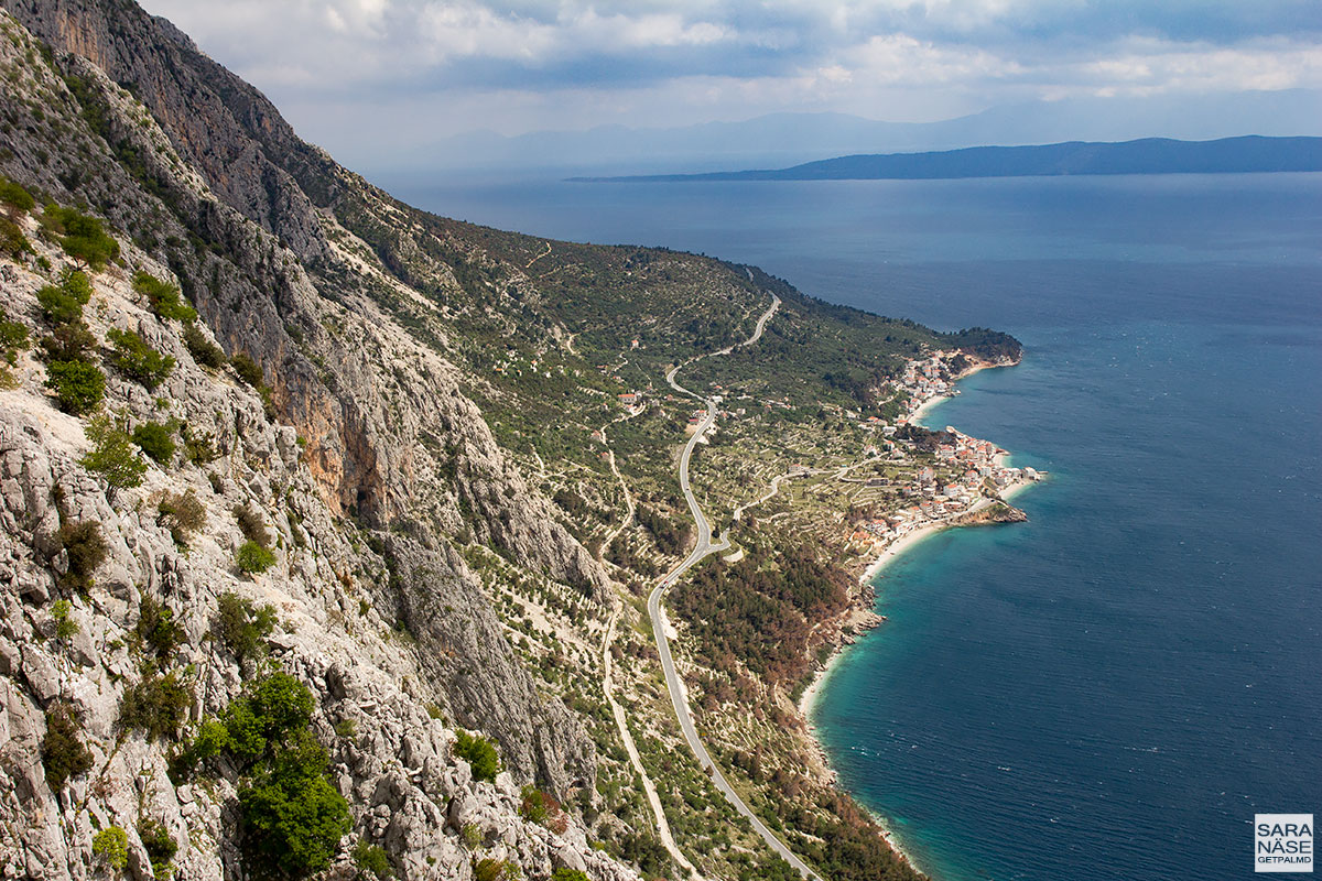 Best driving roads in Croatia - Dalmatian coast - Porsche tour