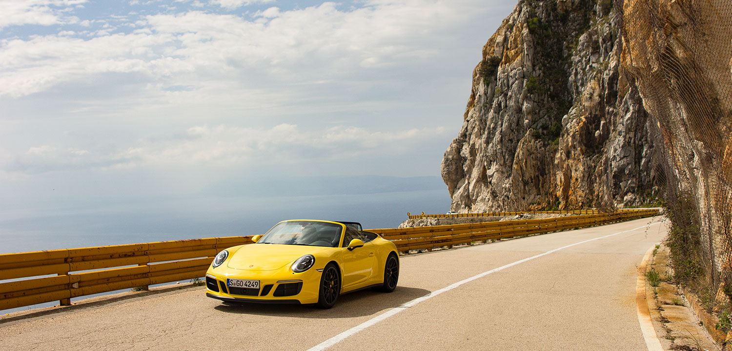 Croatia S Best Drives The Dalmatian Coast Porsche Tour