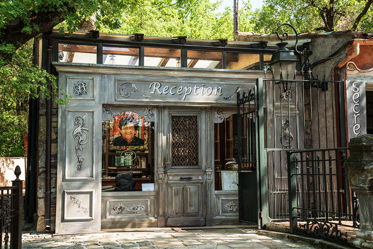 Truffle Restaurant Chez Bruno - Lorgues